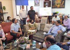 आईएमएसएमई ऑफ इंडिया, हनुमंत फाउंडेशन और कई संगठनों की पहल, बनेगा 200 बैड का सेवा केंद्र